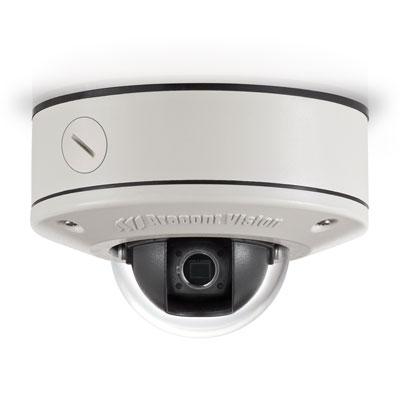 Arecont Vision AV5455DN-S-NL 5MP Color/Monochrome IP Dome Camera