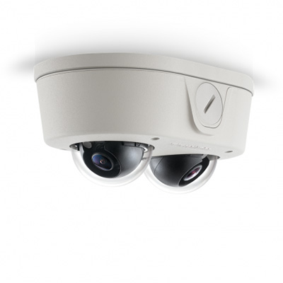 Arecont Vision AV6655DN-08 6MP TDN IP Dome Camera