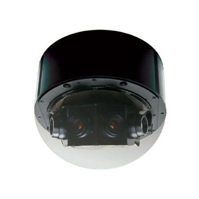 Arecont Vision's megapixel IP panoramic cameras 180° and 360° with H.264 compression technology