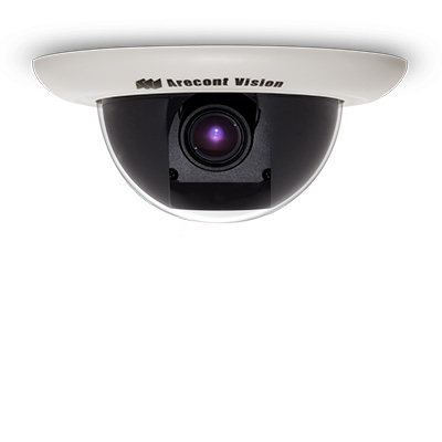 Arecont Vision D4F-AV2115DN-3312 1.3 megapixel in-ceiling mount IP dome camera