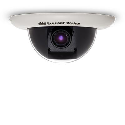 Arecont Vision D4F-AV3115DNv1-3312 21 fps IP dome camera