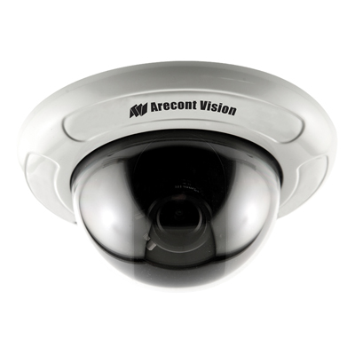 Arecont Vision D4F-AV5115v1-04 5MP day/night indoor IP dome camera