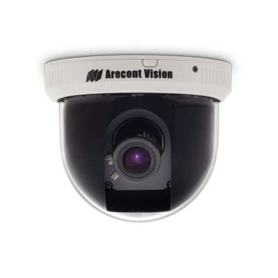 Arecont Vision D4S-AV1115DNv1-3312 1.3MP day/night indoor IP dome camera