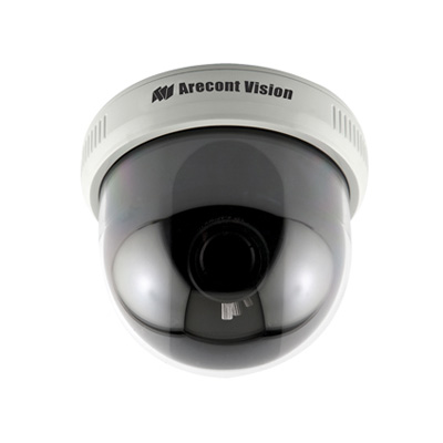 Arecont Vision D4S-AV2115-3312 Varifocal and D4S Surface Mount Indoor Dome, CASINO MODE