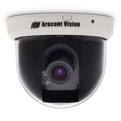 Arecont Vision D4S-AV2115DNv1-3312 2.07MP day/night indoor IP dome camera