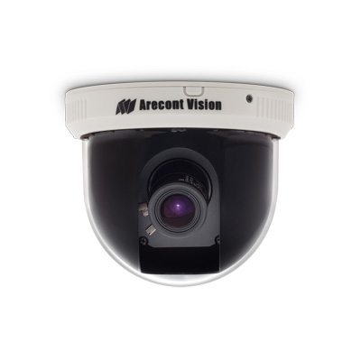 Arecont Vision D4S-AV3115v1-3312 surface mount indoor IP dome camera with 3 MP