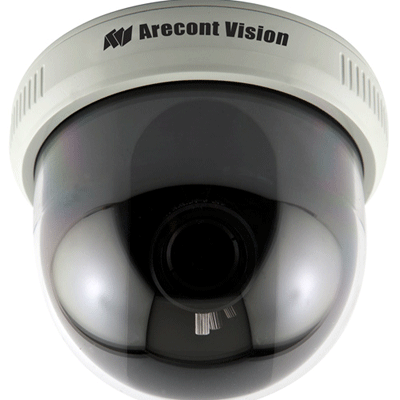 Arecont Vision adds new D4S and D4F Series of 4 inch all-in-one indoor MegaVideo® domes