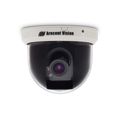 Arecont Vision D4S-AV5115v1-3312 indoor surface IP dome camera with 5 MP