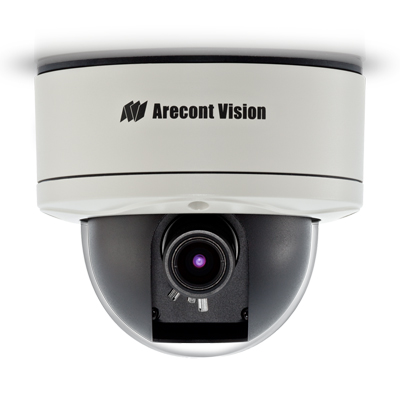 Arecont Vision D4SO-AV1115DNv1-3312 1.3MP day/night outdoor IP dome camera