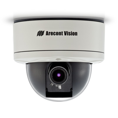 Arecont Vision D4SO-AV2115v1-3312 Outdoor IP Dome Camera