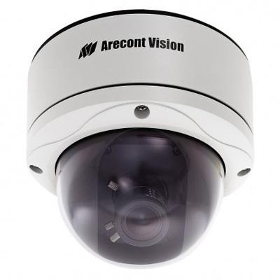 Arecont Vision D4SO-AV3115-3312 3 megapixel, 21 fps, H.264/MJPEG colour camera