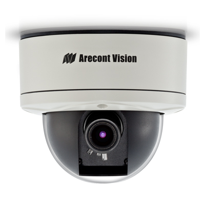 Arecont Vision D4SO-AV5115DNv1-3312 5MP day/night outdoor IP dome camera