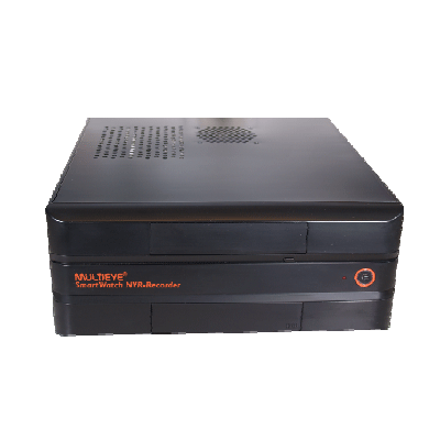 artec NG0404 network video recorder with pre alarm, post alarm and suspicious alarm recording