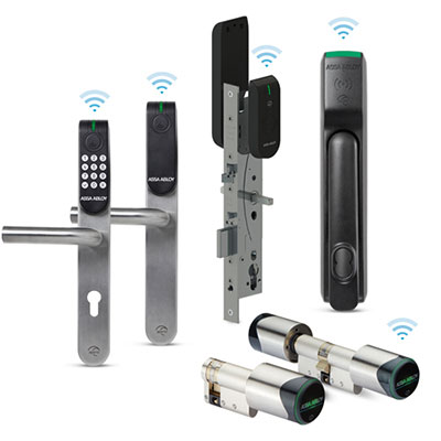 ASSA ABLOY Aperio® L100 High Security Lock