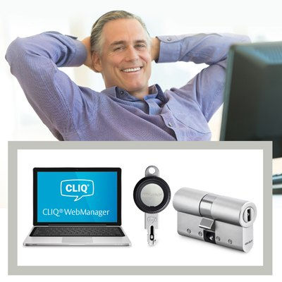 CLIQ® access control - SaaS solution