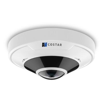 Arecont Vision AV12CPD-236 Contera™ 12MP Contera 360⁰ Fisheye Panoramic Outdoor Dome