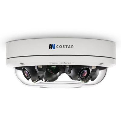Arecont Vision AV8476DN-28 8MP Contera Omni Directional Outdoor Dome