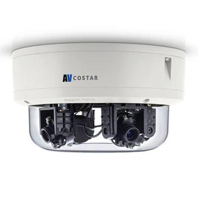 Arecont Vision AV8476RS 8MP Contera Omni Directional Remote Setup Outdoor Dome