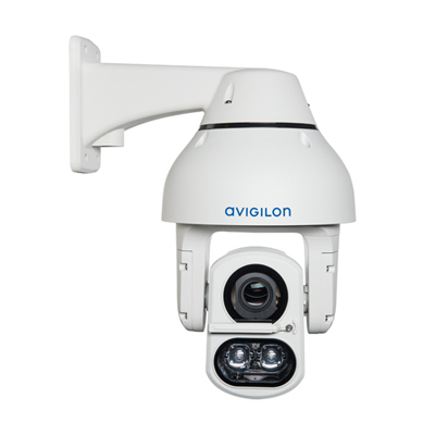 Avigilon H4 IR PTZ dome camera line pushes boundaries of tradition