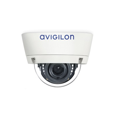 Avigilon 2.0-H3-DO1-IR 2MP day/night H.264 HD 3-9mm outdoor dome camera with IR illuminator