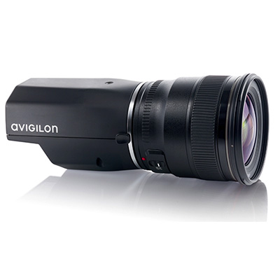 Avigilon 24L-H4PRO-B 6K (24 MP) H.264 HD pro camera with LightCatcher technology