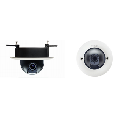 Avigilon 3.0W-H3-DC1 3.0 megapixel WDR Day/Night H.264 HD  3-9mm In-ceiling dome camera