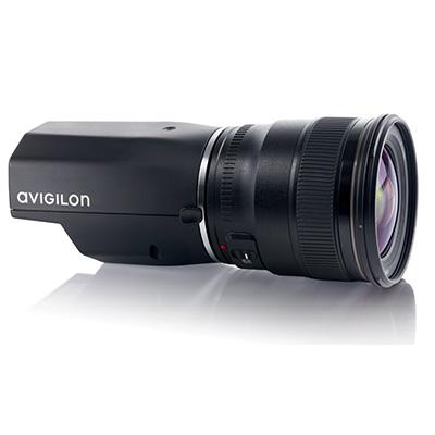 Avigilon 30L-H4PRO-B 7K (30 MP) H.264 HD Pro Camera With LightCatcher Technology