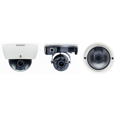 Avigilon 5.0-H3-D1 5.0 megapixel Day/Night H.264 HD 3-9mm  Indoor Dome Camera