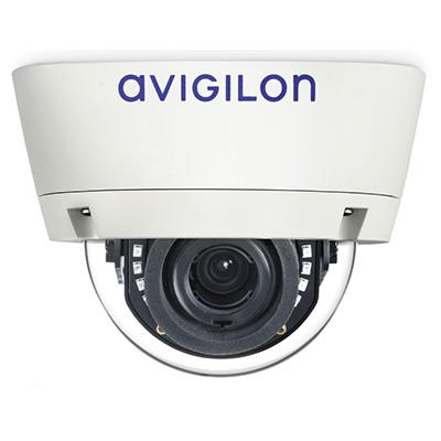 Avigilon 5.0-H3-D1-IR 5.0 Megapixel day/night H.264 HD 3-9 mm indoor dome camera with IR illuminator