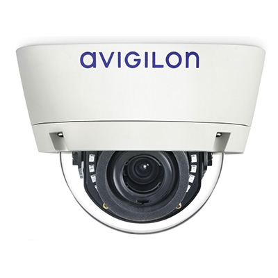 Avigilon 5.0L-H4A-D1 Indoor Dome Camera With Self-Learning Video Analytics