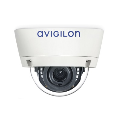 Avigilon 5.0L-H4A-DC2 H4 HD indoor dome camera with self-learning video analytics