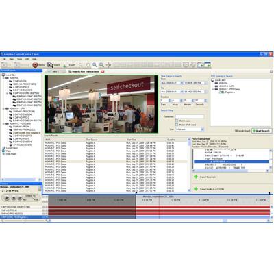 Avigilon links high definition video with point of Sale transaction data