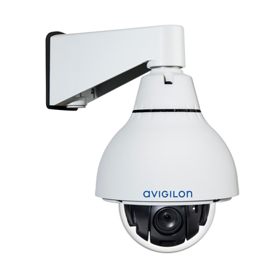 Avigilon PTZMH-DP-SMOK1 dome camera cover with smoked bubble (IK10)