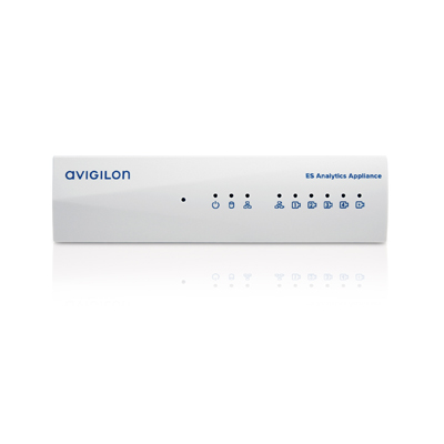 Avigilon VMA-RPA-4P4 4TB storage, 4 Port ACC ES Analytics Appliance