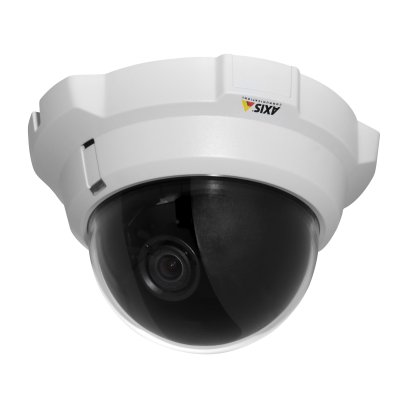 Axis Communications introduces compact fixed dome network camera for indoor video surveillance