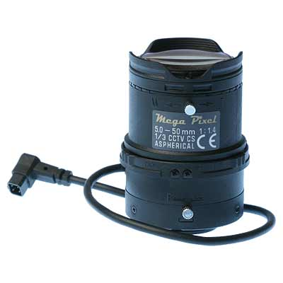 Axis Communications 5502-221 varifocal megapixel lens