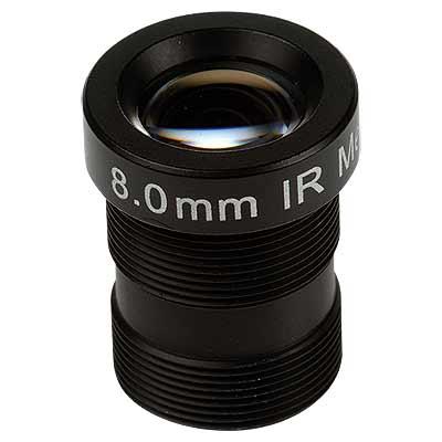 Axis Communications 5502-411 fixed iris megapixel lens