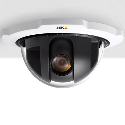 AXIS 233D Network Dome Camera offers high-performance video