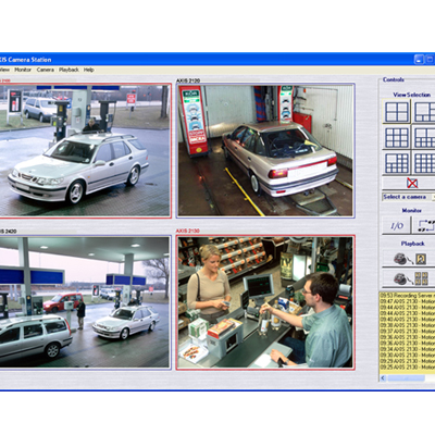 Axis Communications AXIS Camera Station CCTV software