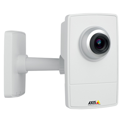 Axis Communications AXIS M1014 1/4-inch 1MP HDTV 720p network camera with edge storage