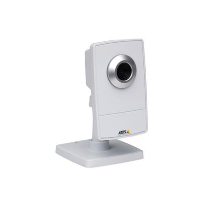 Axis Communications AXIS M1031-W smallest network camera with PIR sensor and illumination LED