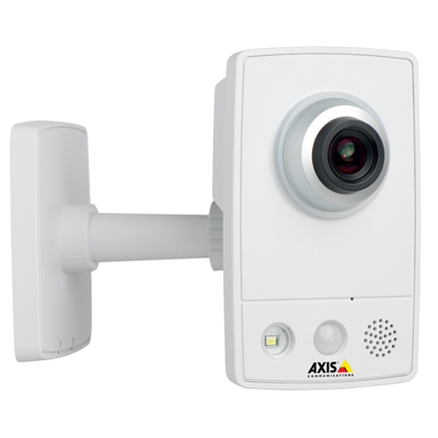 Axis Communications AXIS M1034-W 1/4-inch 1MP Wireless HDTV Network Camera