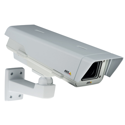 Axis Communications AXIS P1357-E 1/3-Inch Day/Night 5MP HDTV Network Camera