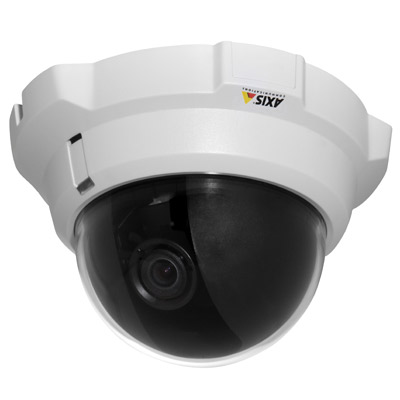 A new world of video surveillance with Axis at ASIS 2008
