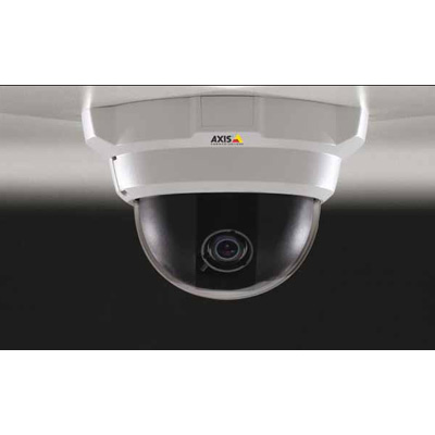Axis Communications AXIS P3304 network dome camera with 1/4 inch chip