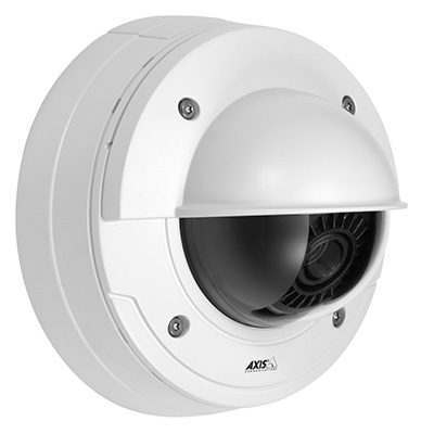 Axis Communications AXIS P3364-VE 1 megapixel colour/monochrome fixed dome network camera