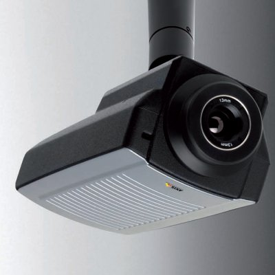 Axis Communications offers detection in complete darkness with its new AXIS Q1910 thermal camera