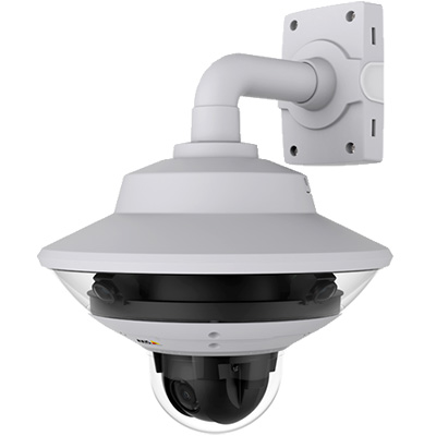 Axis Communications AXIS Q6000-E 2 megapixel PTZ dome network camera