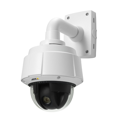 Axis Communications IP Dome Cameras