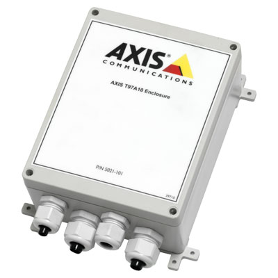 Axis Communications AXIS T97A10 Protective Enclosure For Video Network Products
